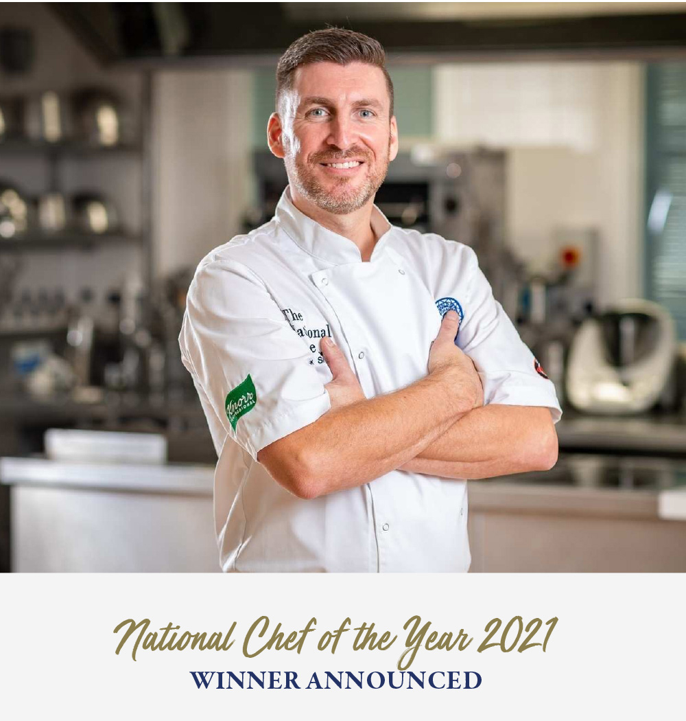 National Chef of the Year 2021 Winner Announced